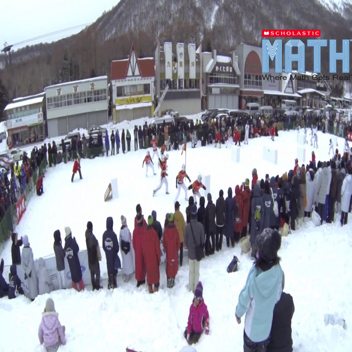 Teacher resources childrens books student activities for scholastic math visits japan to watch the professional snowball championship fandeluxe Image collections