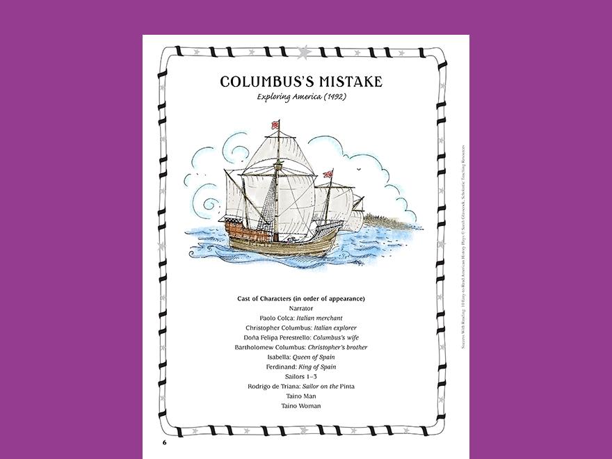 Columbus Day Activity Set | Scholastic