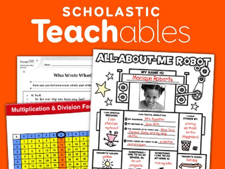 Daily Starters | Scholastic