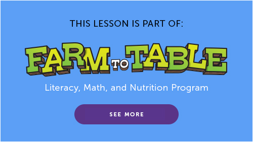 Farm To Table Literacy Math And Nutrition Activities Scholastic. Students Will Uncover How A Dairy Farm Works And Why Eating Foods With Plenty Of Nutrients Is Crucial Grades. Worksheet. Nutrition Worksheet For 2nd Grade At Mspartners.co
