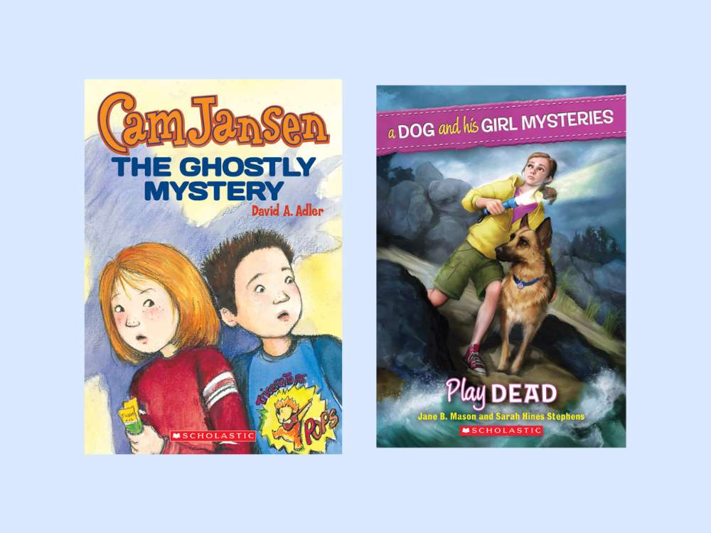 10 Best Mystery Series for Girls