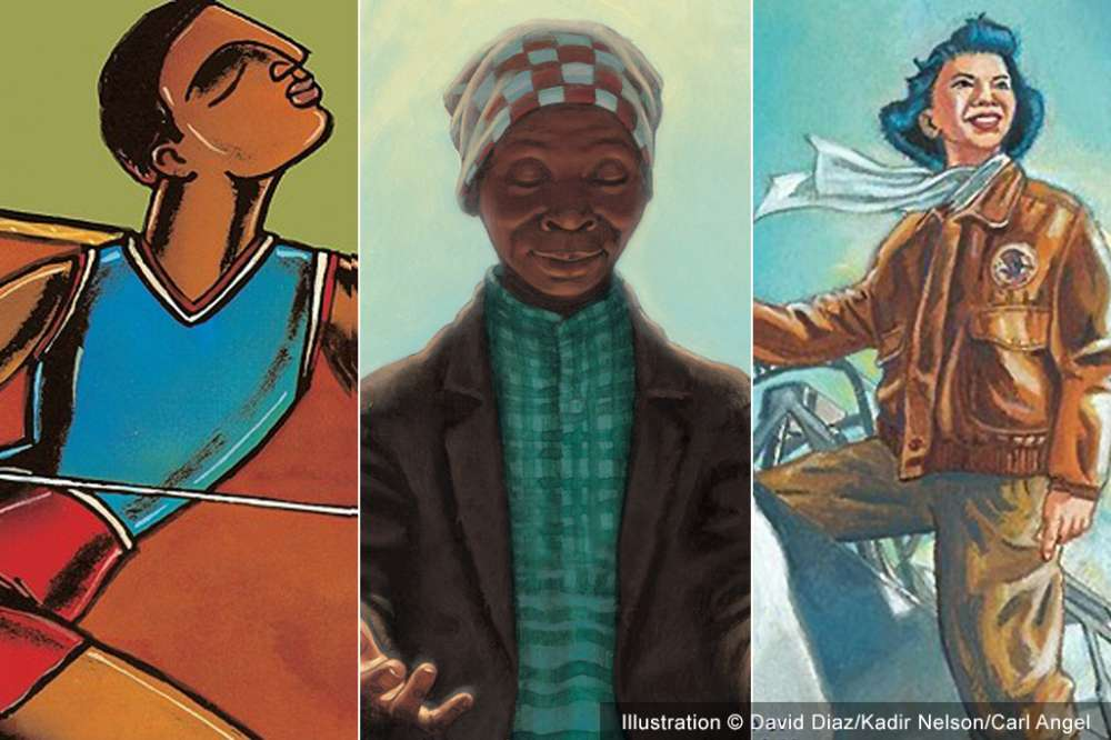 13 Picture Books About Great American Women