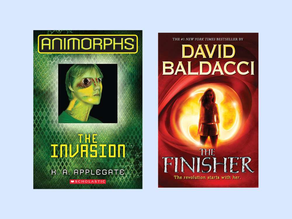15 Favorite Sci-Fi Reads Parents Picked for Their Kids