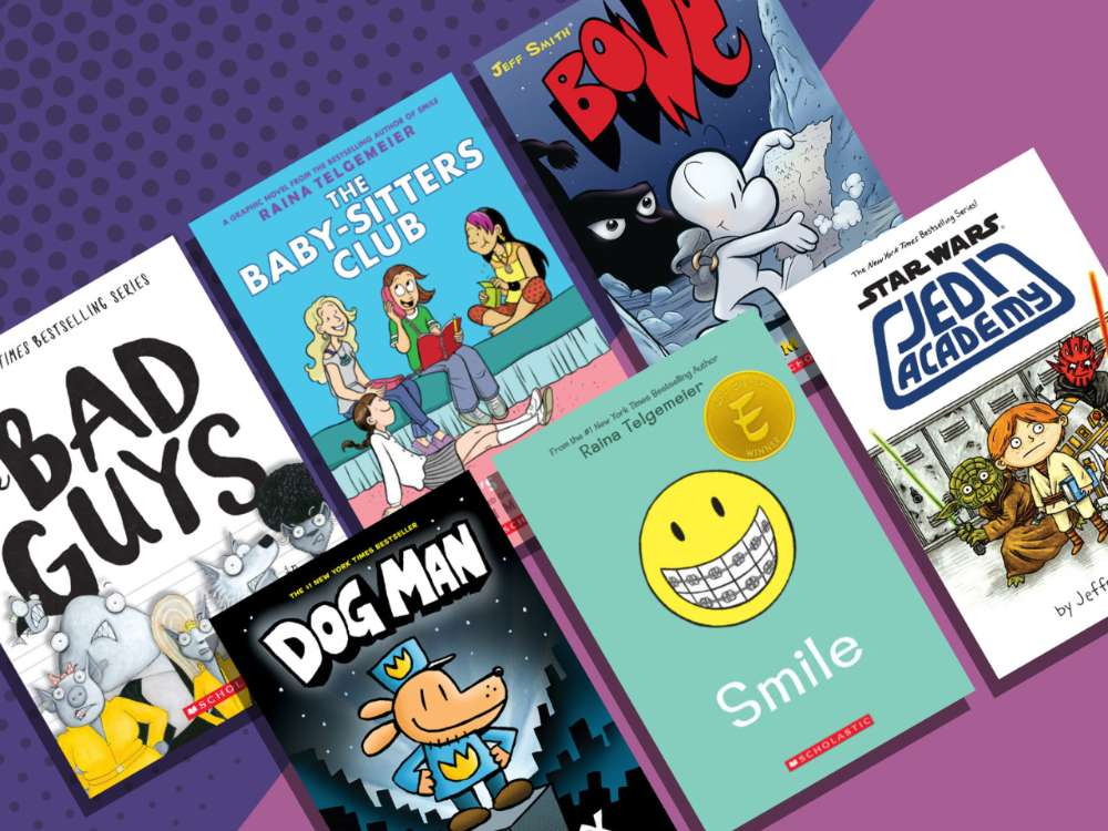 3 Reasons Graphic Novels Can Be Great for Young Readers