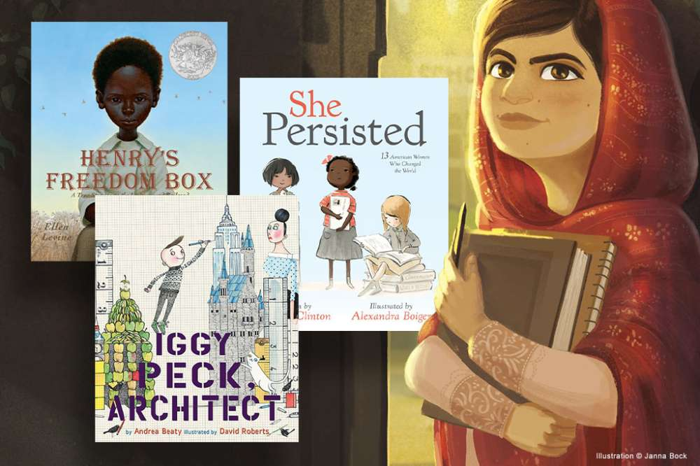 9 Picture Books Featuring Courageous Characters