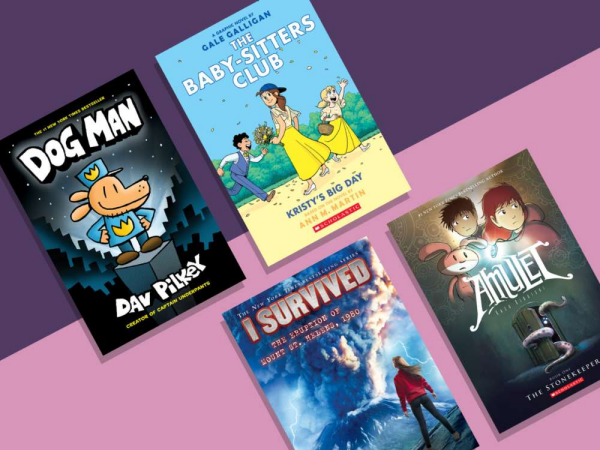 All Time Best Book Series For 10 Year Olds Scholastic Parents