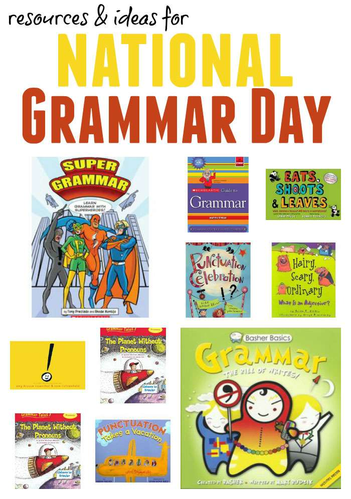 Making National Grammar Day Fun (Yes, Really!)