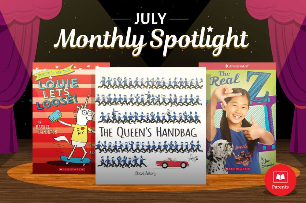 Monthly Spotlight: New & Noteworthy Books for July