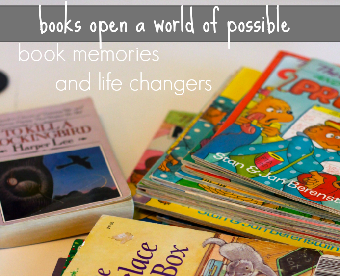 Open a World of Possible: Book Memories and a Life-Changing Novel