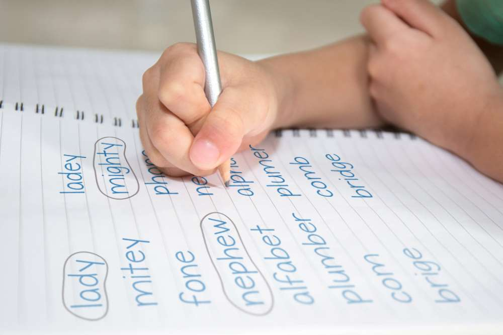 Sharpen Your Child's Spelling With These 5 Activities