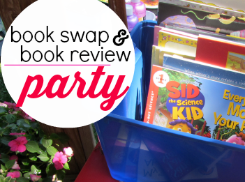 Summer Reading Book Review Party & Swap