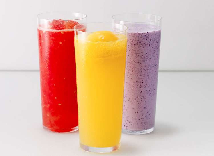 After-School Fruit Drinks