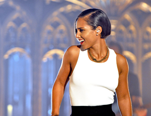 Alicia Keys Opens Up About Her Charity and Being a Mom
