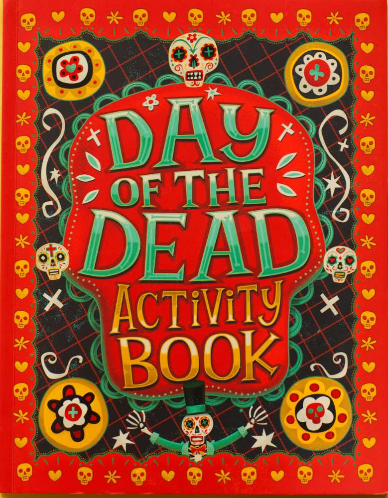 A Book to Teach Kids About the Day of the Dead