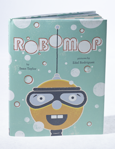 Books to Play With: Robomop