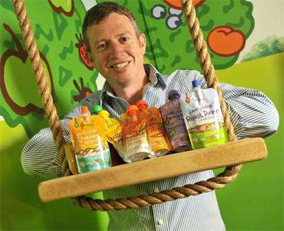 Dad-Owned Companies Inspired By Kids: Ella's Kitchen