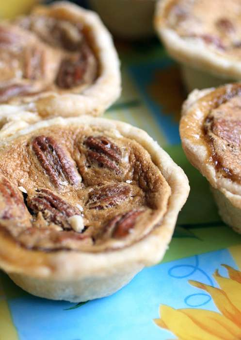 Easy Holiday Cookie Recipe: Pecan Tassies