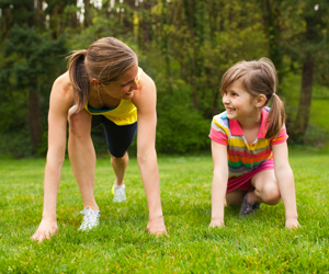 Family Fitness Makeover: 4 Ways To Get Healthy Together