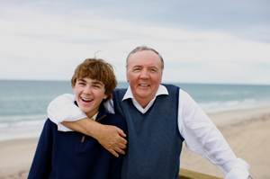 How James Patterson Got His Son Hooked on Books