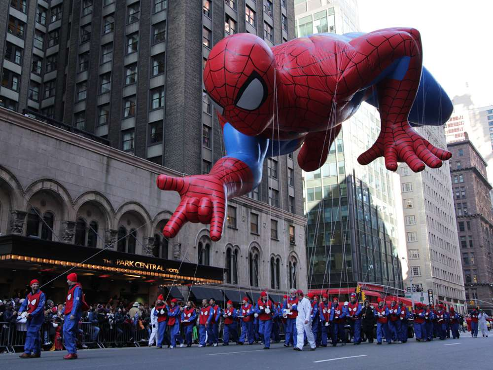 Macy's Thanksgiving Day Parade Trivia