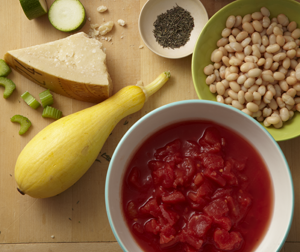 Vegetarian Recipe: Hearty Minestrone Soup