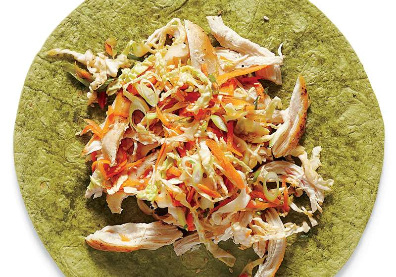 Wrap Recipes for Lunch