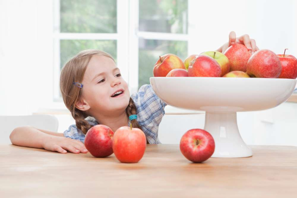 5 Tips for Raising Healthy Eaters