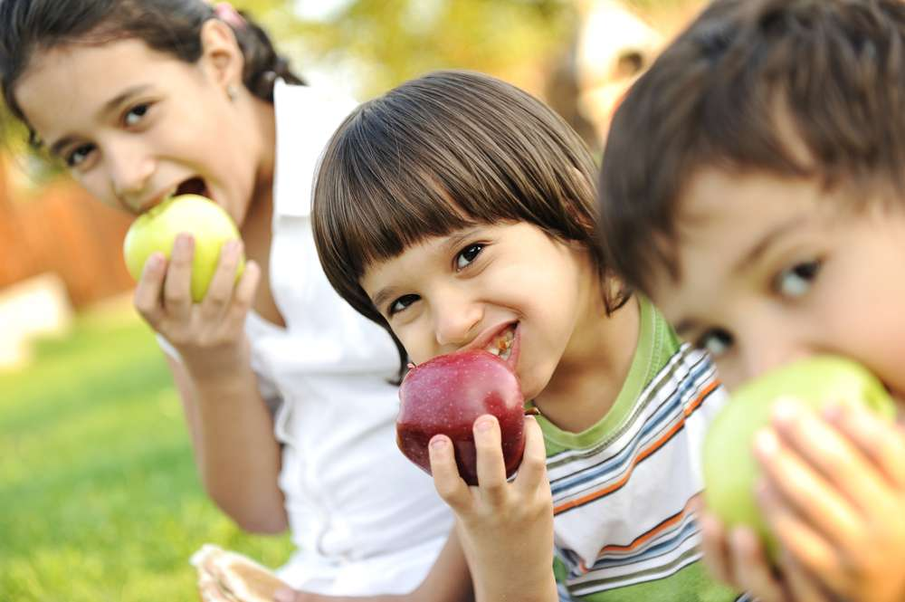6 Tips for Promoting Healthy Eating With Kids