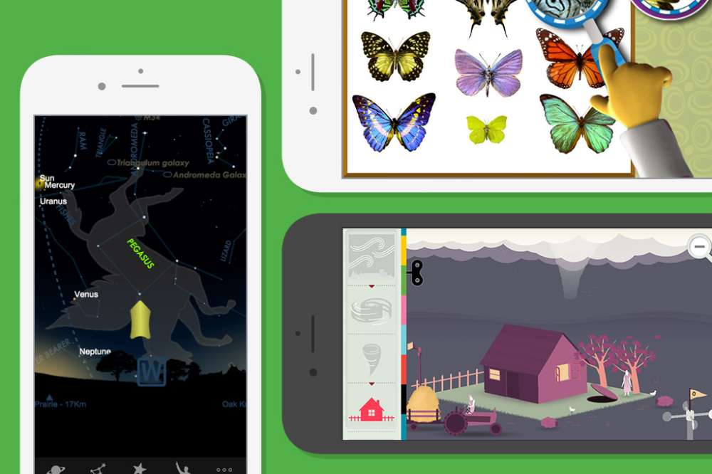 7 Science Apps Your Kid Will Love