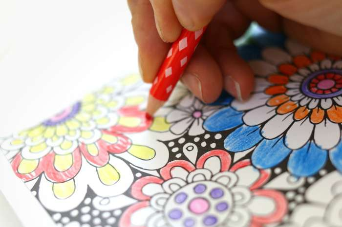 The Best On the Go Coloring Book