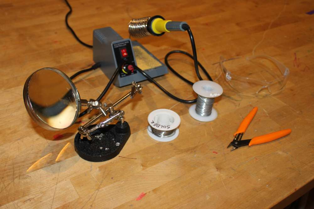 Kid Maker: How to Solder