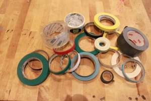 Kid Maker Tool Interview: Tape