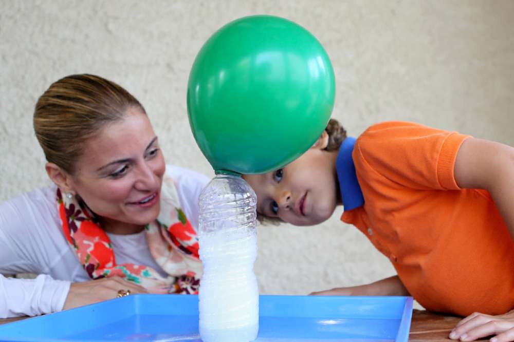 Sizzle Up Your Science With the Fizzy Balloon Experiment