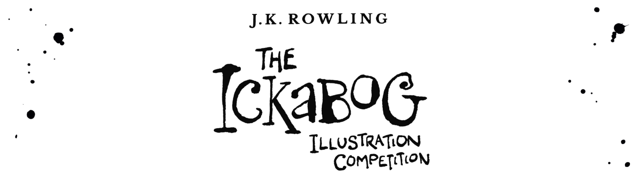 J.K. Rowling The Ickabog Illustration Competition