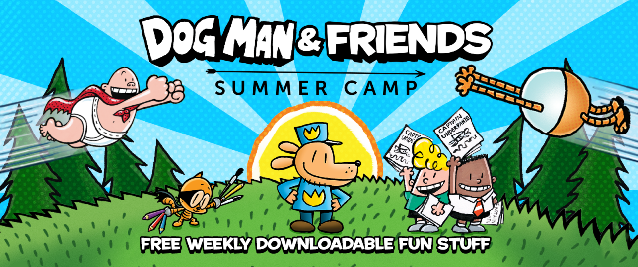 Dog Man & Friends Summer Camp