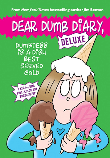 Image result for dear dumb diary dumbness is a dish best served cold