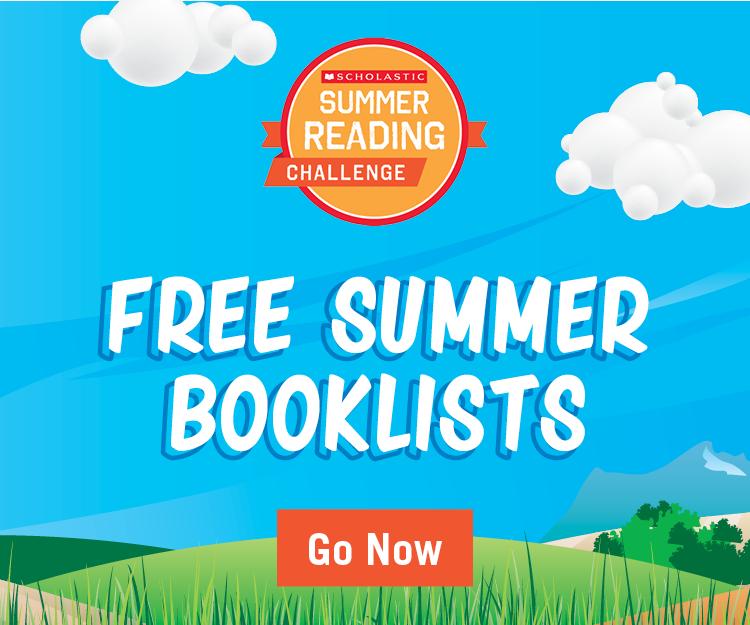 Scholastic Summer Reading Challenge: Free Summer Booklists!