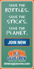 save the bottles, save the sticks, save the planet. Join Now