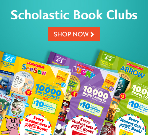 Scholastic Book Clubs. SHOP NOW