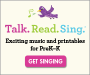 First5 CA: Talk.Read.Sign. Exciting music and printables for PreK-K