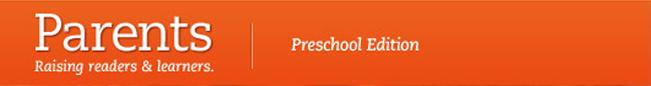 Scholastic Parents Preschool Edition