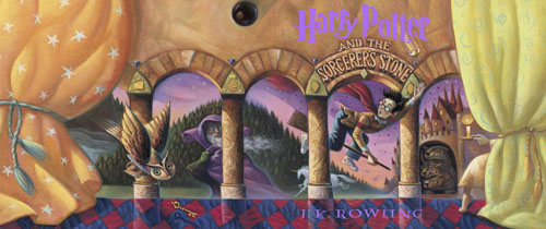 harry potter and the philosophers stone book report