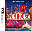 I SPY Fun House for Nintendo DS