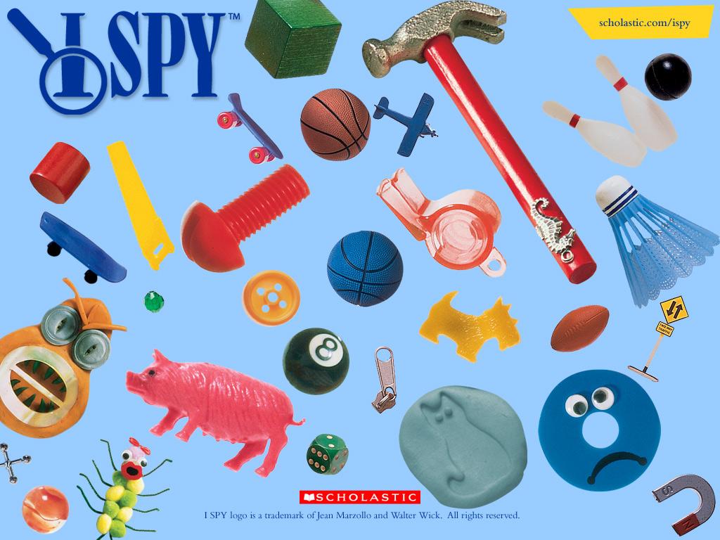 I SPY Online Games Play Free Games Scholasticcom