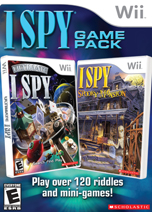 I SPY Game Pack for Wii