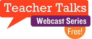 Teacher Talks Live Webcast
