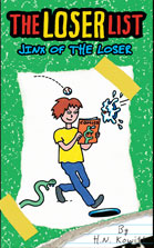 The Loser List Book Three Jinx of the Loser