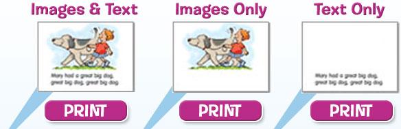 Scholastic Printables: Find It, Print It, Teach It | Scholastic.com: www.scholastic.com/minibooks/spotlight-print