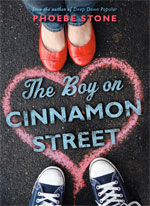 Book thumbnail: The Boy on Cinnamon Street, Phoebe Stone