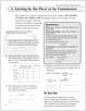 8th grade math worksheets. Black Bedroom Furniture Sets. Home Design Ideas